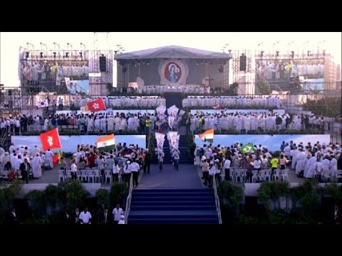 2019 World Youth Day kicks off in Panama City