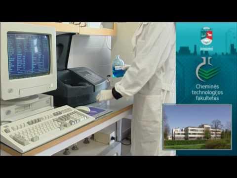 KTU Cheminės technologijos fakultetas