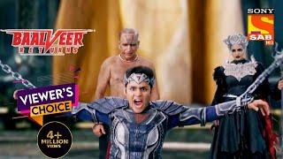 क्या Timnasa कर पाएगी Baalveer को अपने वश में? | Baalveer Returns | Viewer's Choice Thumb