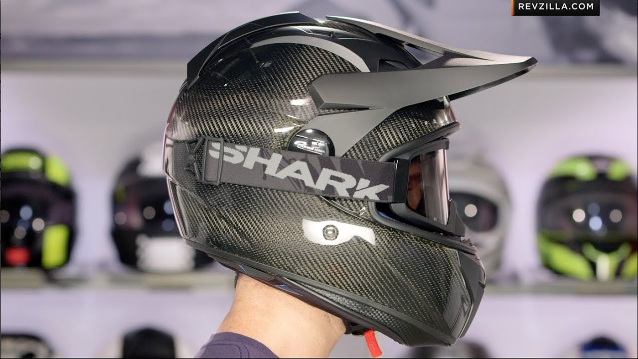 Shark Explore R Carbon Helmet Review At Revzillacom Youtube