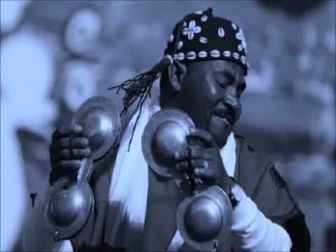 Marrakesh Gnawa Instrumental 1 [Music of Morocco موسيقى المغرب]