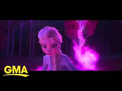 'frozen-2'-sets-the-box-office-on-fire-during-opening-weekend- -gma