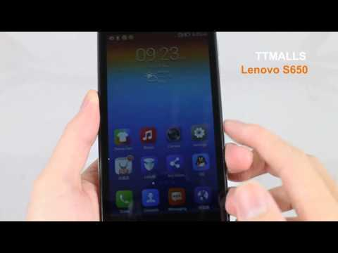 ttmalls - Lenovo s650 mtk6582 1.3GHz 4.7 inches IPS Screen Rear Camera 8.0MP