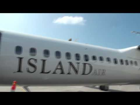 Got on Q400, Island Air [Hawaii Web TV]