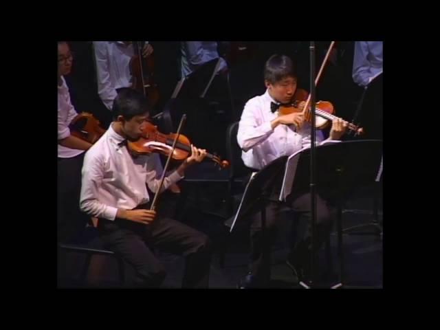 "06   8th 9th Grade Quartet   String Quartet in B Major, K  458 ""The Hunt""   Mozart"