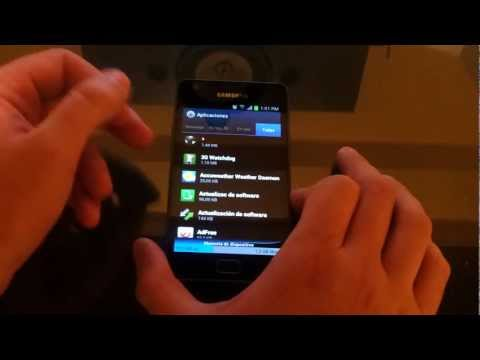[Análisis] Android 4.0 (Ice Cream Sandwich) en Galaxy S II
