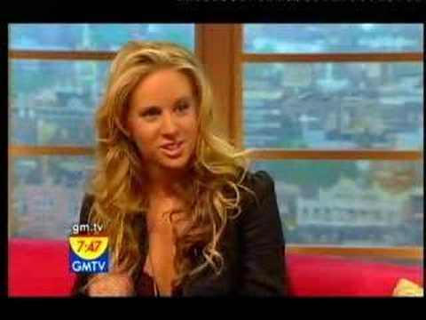 Lucie Silvas - GMTV Interview 27th July 05