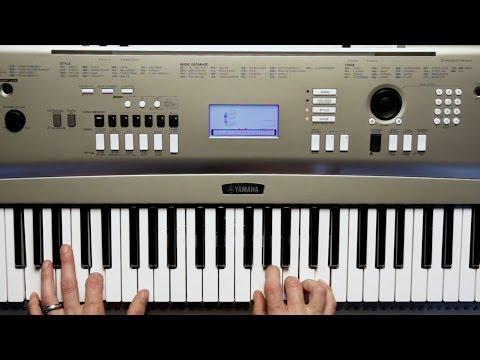 Yamaha Holiday Keyboards