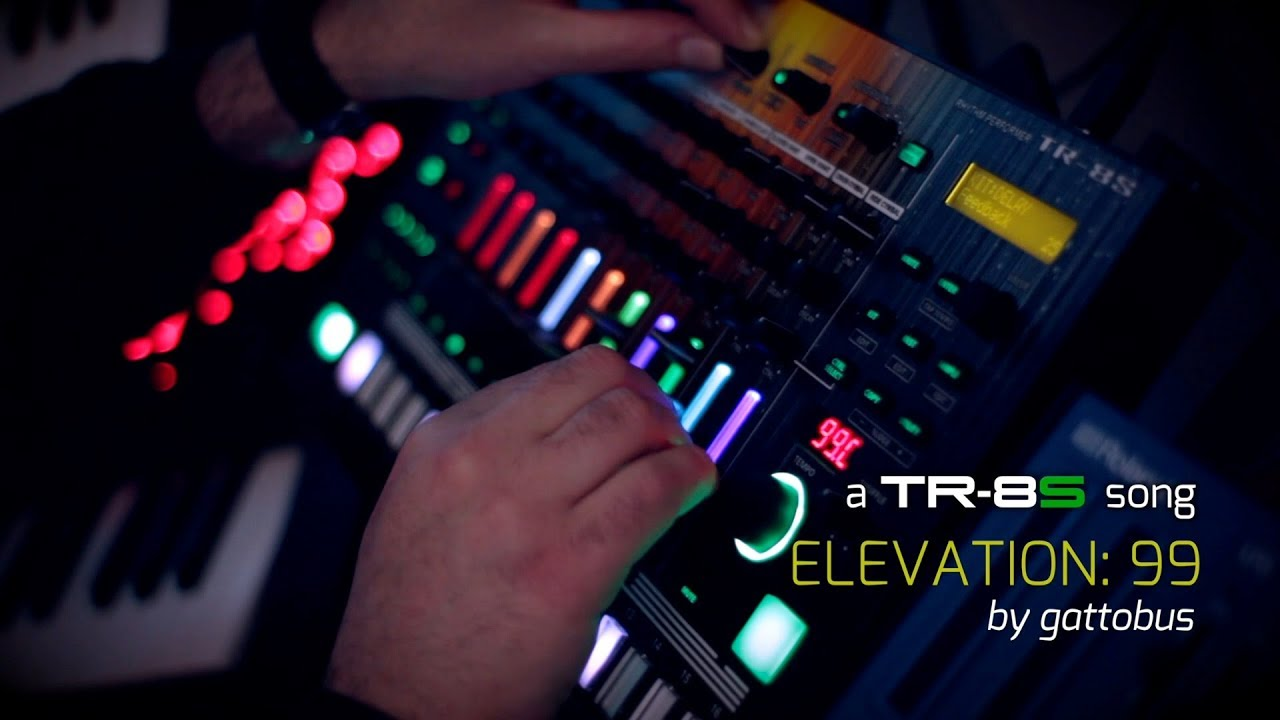 """""""Elevation: 99"""" a TR-8S song by gattobus"""