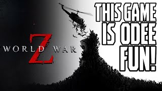 World War Z Live| RUN FOR YOUR LIIIIIFFFEE!!!!!! First Time Playing!!