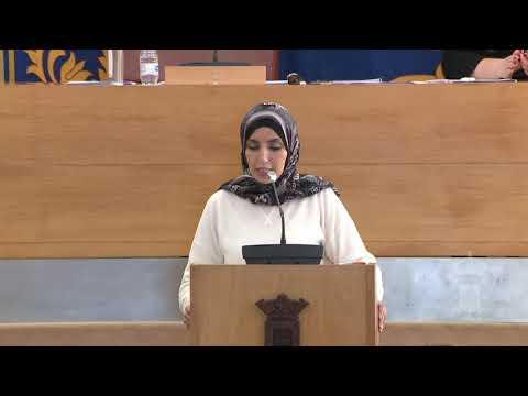 Discurs de Fatima Hamed contra VOX a Ceuta
