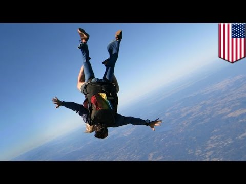 Skydiving death: Two men plummet to their deaths after parachute fails to open in California - TomoN