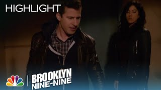 Adrian Gets In Character To Be Beaten Up | Season 4 Ep. 21 | BROOKLYN NINE-NINE