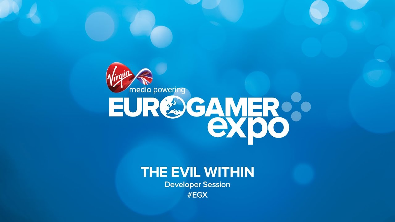 The Evil Within - #EGX 2013