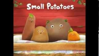 SMALL POTATOES - Potato Love ( reggae )