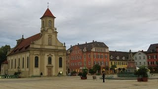 Ludwigsburg, Germany: Returning home after a 55 years absence
