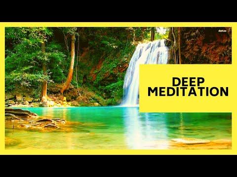 10 MINUTES MEDITATION - BRAINWAVE VIBRATIONS FOR DEEP MEDITATION !!