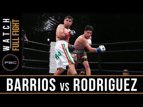 Barrios vs Rodriguez FULL FIGHT: June 11, 2017 - PBC on FS1