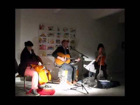 Mathew Sawyer & The Ghosts - Live at Rokeby Gallery 20-10-11