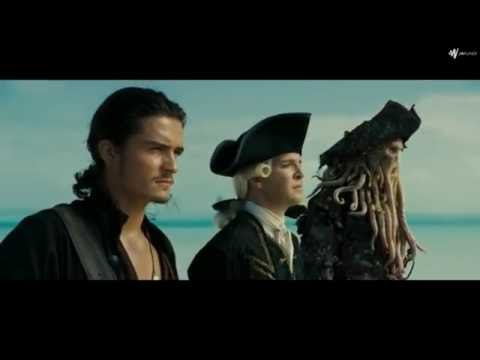 Pirates of the Caribbean 3  At Worlds End Island meeting