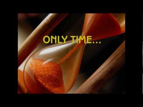 Enya - Only Time HD - Lyrics On Screen
