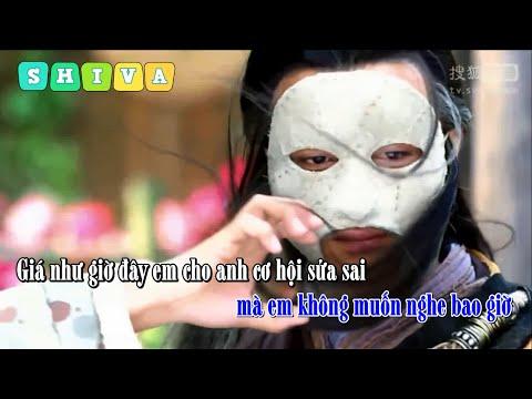 [ Karaoke ] Giá Như Anh Đừng Nói Lời Chia Tay - Ưng Hoàng Phúc (Beat)