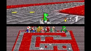 Super Mario Kart - 50cc Flower Cup - User video