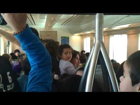 Metro Tren De Santiago....camino A Buin Zoooooo...