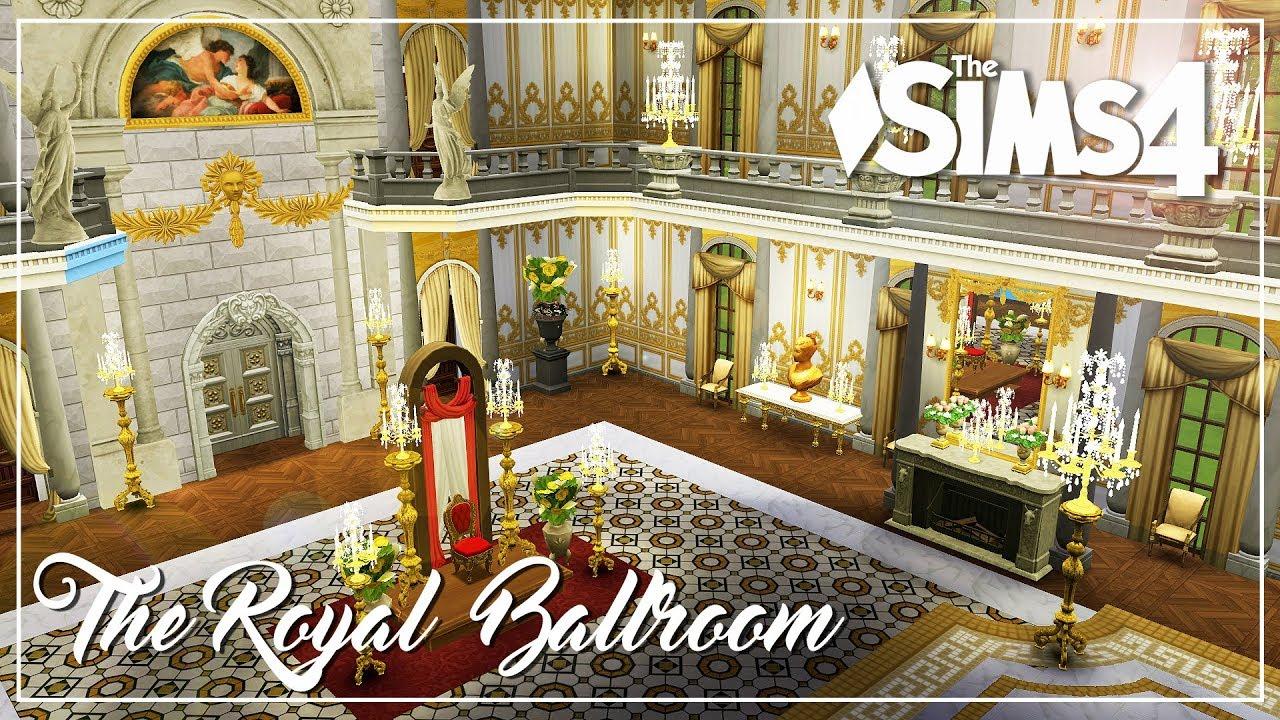 Bedroom Royal Wallpaper