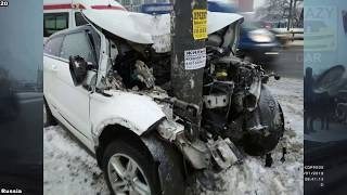 Car Crash Accident Compilation 21#  CCA