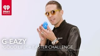 "G-Eazy Talks ""Good Life"", His First Prom Date, And Eats A Peep 