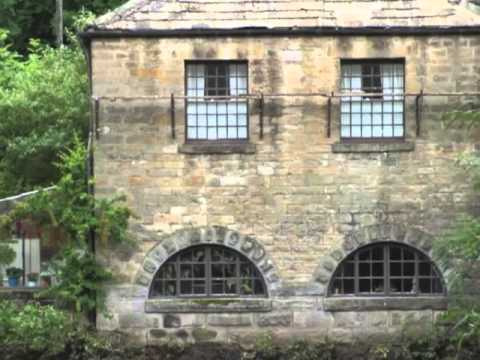 Calver Weir History Part 1