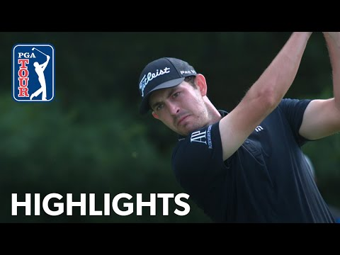 Patrick Cantlay Highlights   Round 4   The Memorial 2019