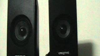 Prueba de Creative A500 5.1