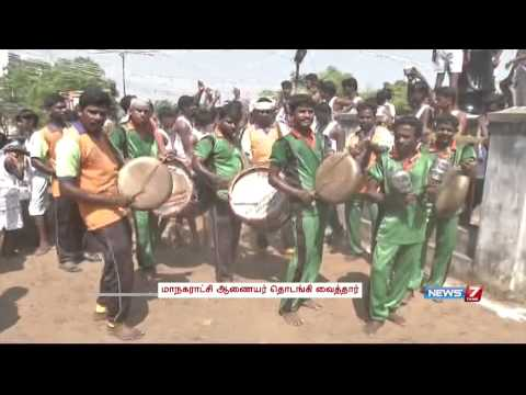 Kattabomman 'Jothi Ottam' in Tirunelveli   Tamil Nadu   News7 Tamil