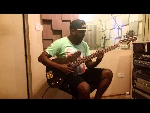Fukuda Guitars - Bass Demo - Franklin Nogueira