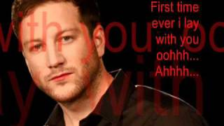 Matt Cardle The First Time Ever I saw Your Face Lyrics