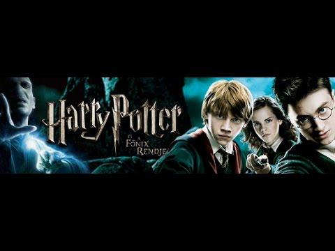 Harry Potter Es A Fonix Rendje Magyar Nyelvu Elozetes Youtube