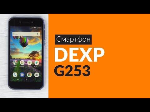 Обход гугл аккаунта DEXP G253