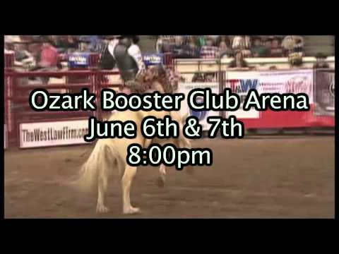 Ozark Booster Club Annual Spring Rodeo 2014