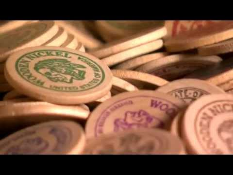 WOODEN NICKEL MUSEUM
