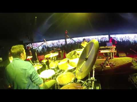 DARSHAN DOSHI LIVE AT WOMAD FESTIVAL WITH SALIM SULAIMAN