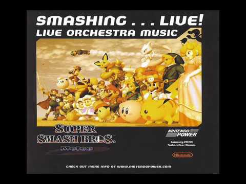 Super Smash Bros. Melee - Smashing...Live! (2003)