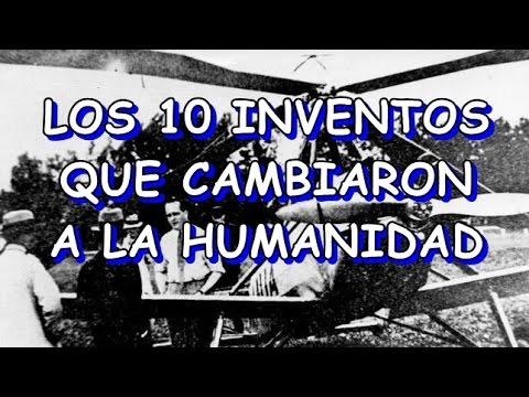 Los 10 Inventos Que Cambiaron A La Humanidad - Daniel De Hálitus