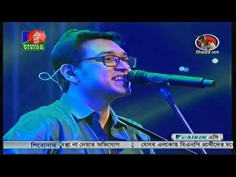 Anupam Roy Live performance Bangladesh