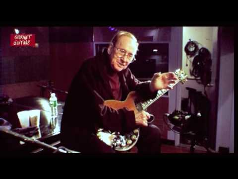 Les Paul - Story of the invention of the electric guitar - Interview