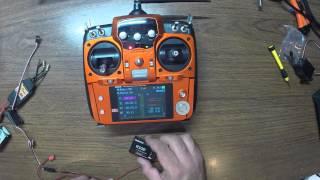 RadioLink AT10 + R10D Binding