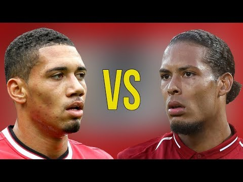 Van Dijk VS Chris Smalling - Who Is The Best Defender? - Amazing Defensive Skills - 2018