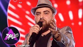 Éliás Gyula Jr. feat. Fourtissimo: Run to you - (A Dal 2015 második középdöntő)