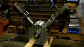 20-hp steam engine